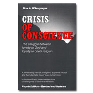 crisis of conscience book