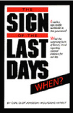 sign of last days book